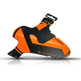 "rie:sel design schlamm:PE Front Mudguard 26-29"" orange"